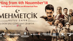 Mehmetçik new season: The epic story of Mehmet goes on.