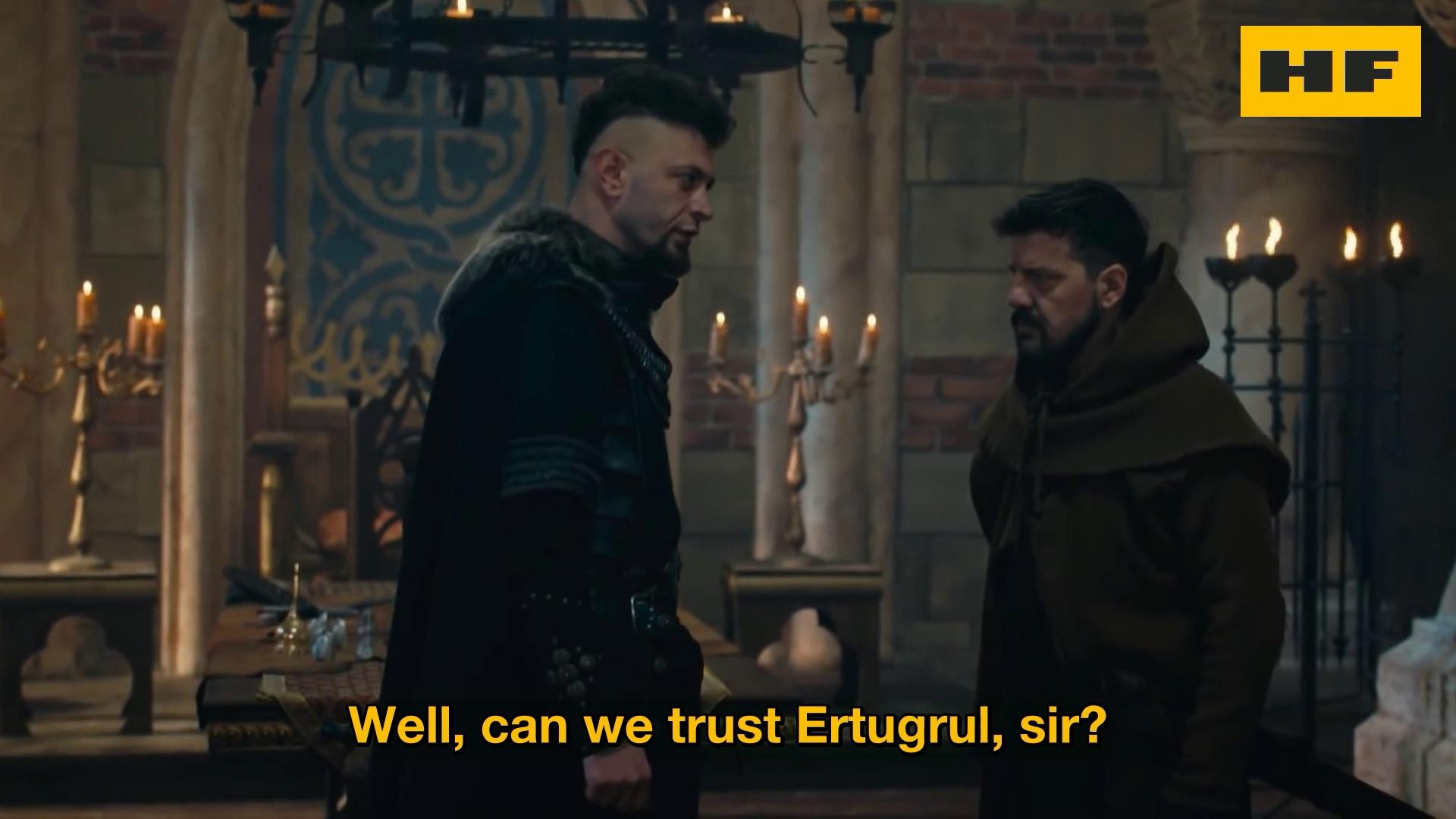 Release of Dirilis Ertugrul season 5 episode 10 - Historical