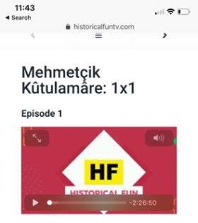 iphone on historicalfun