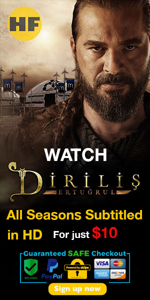 Dirilis Ertugrul season 1, 2, 3, 4, 5, With english Subtitles