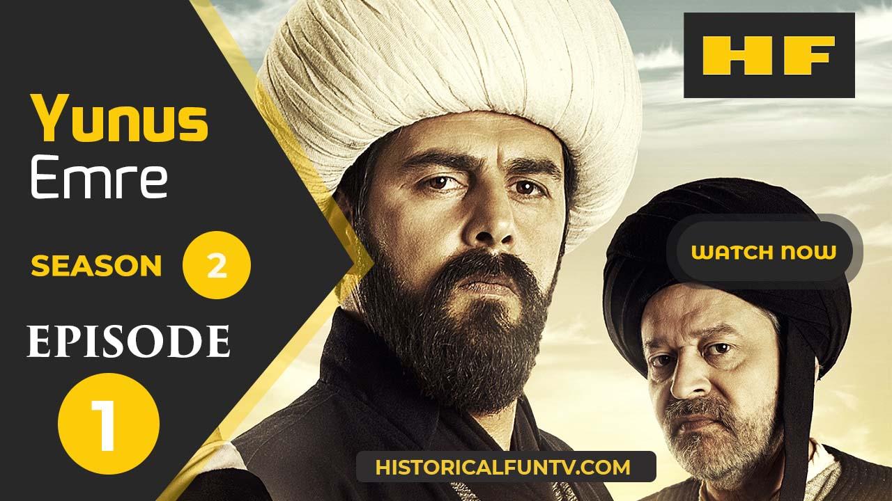 Yunus Emre Season 2 Episode 1