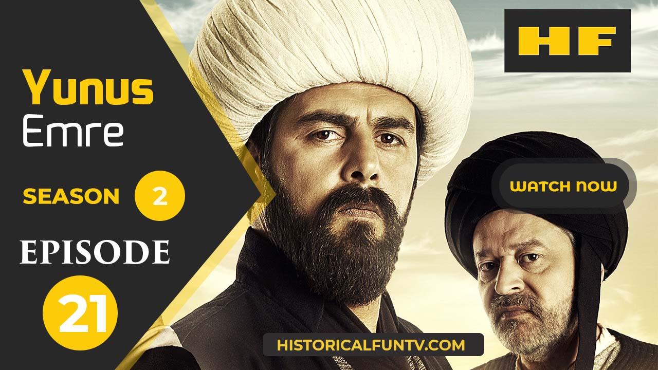 Yunus Emre Season 2 Episode 21