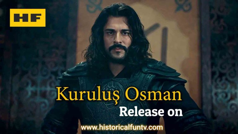 Kurulus Osman Releases | Kurulus Osman Netflix