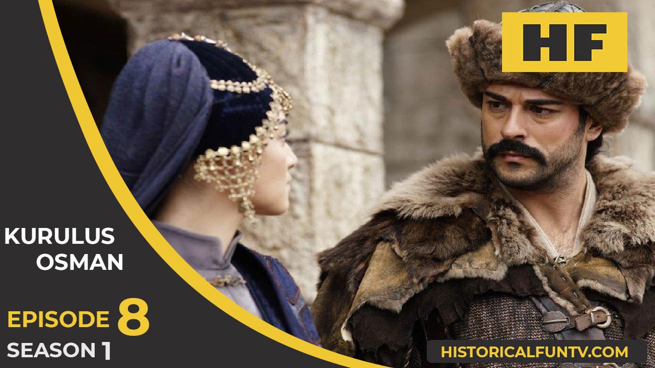 Kuruluş Osman Season 1 Episode 8 (Bölüm 8)