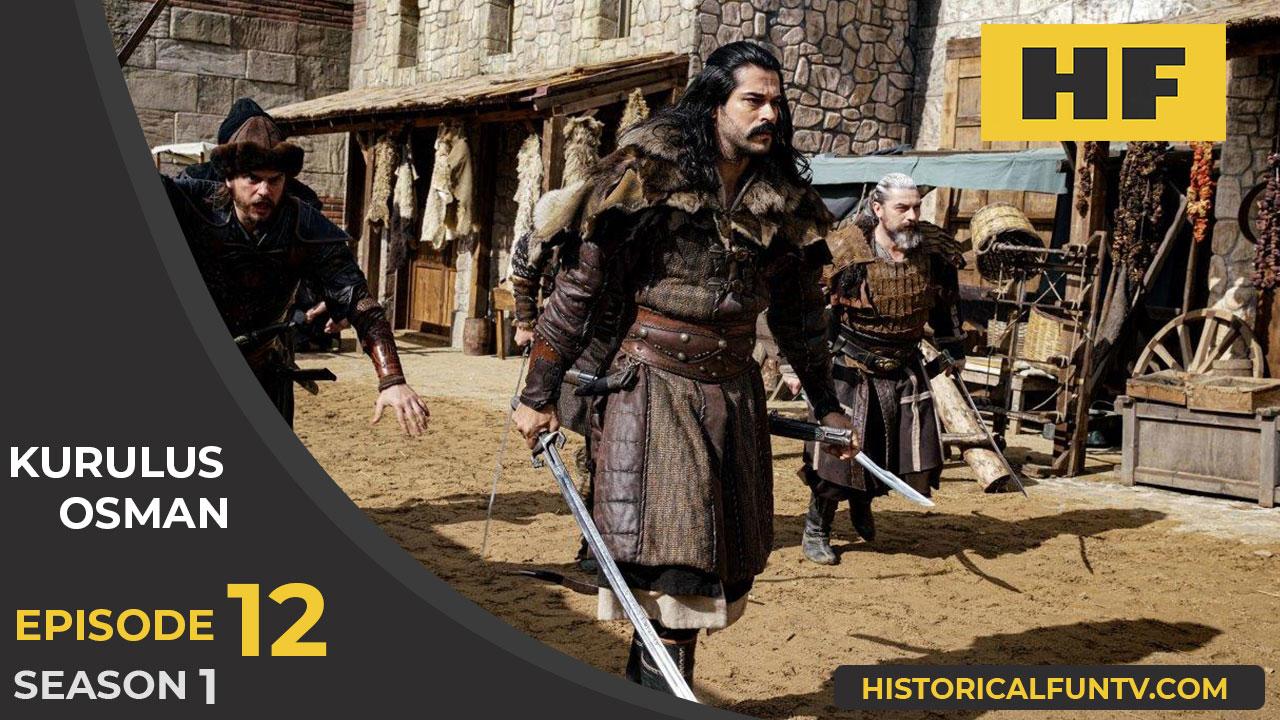 Kuruluş Osman Season 1 Episode 12 (Bölüm 12)
