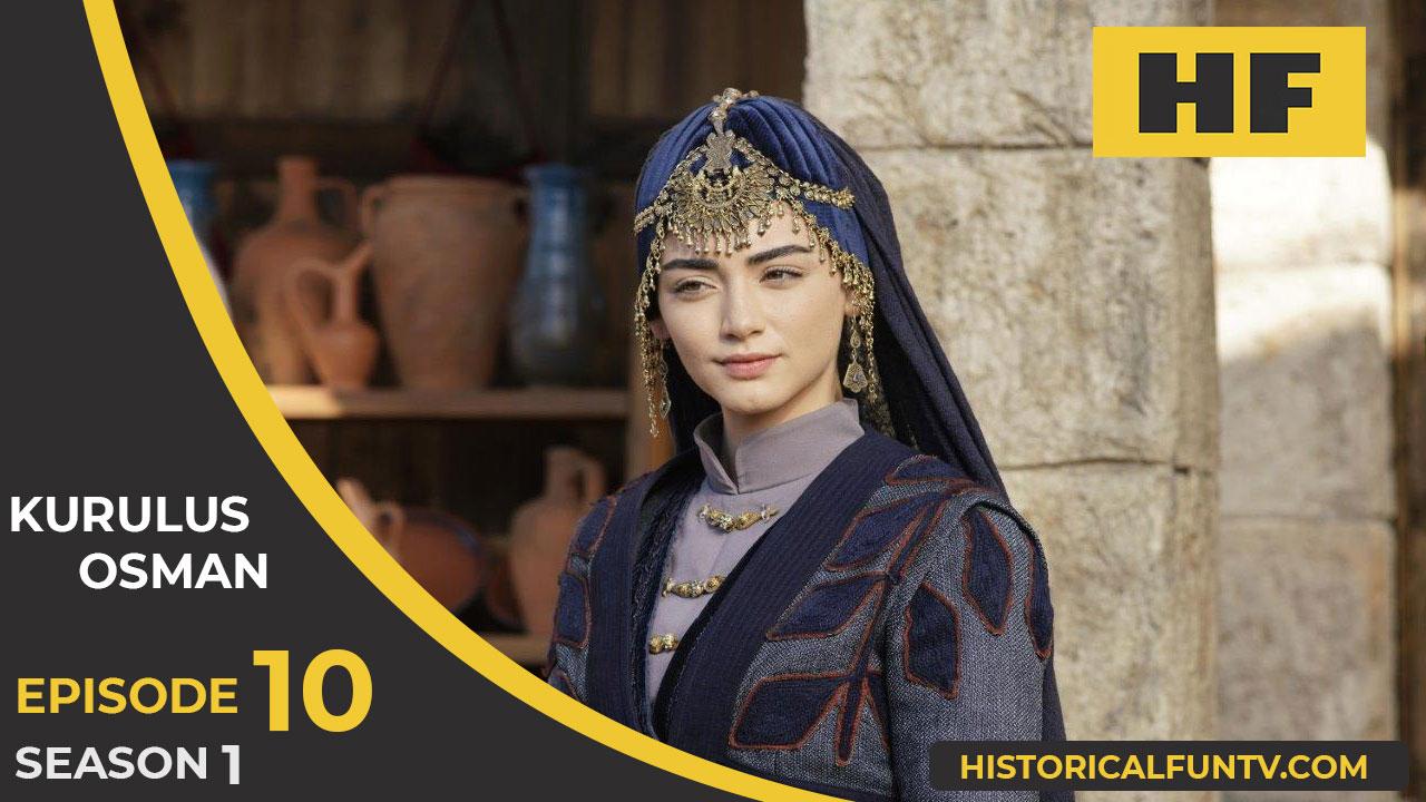 Kuruluş Osman Season 1 Episode 10 (Bölüm 10)