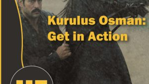 Kurulus Osman: Get in Action 24 Spanish Edition