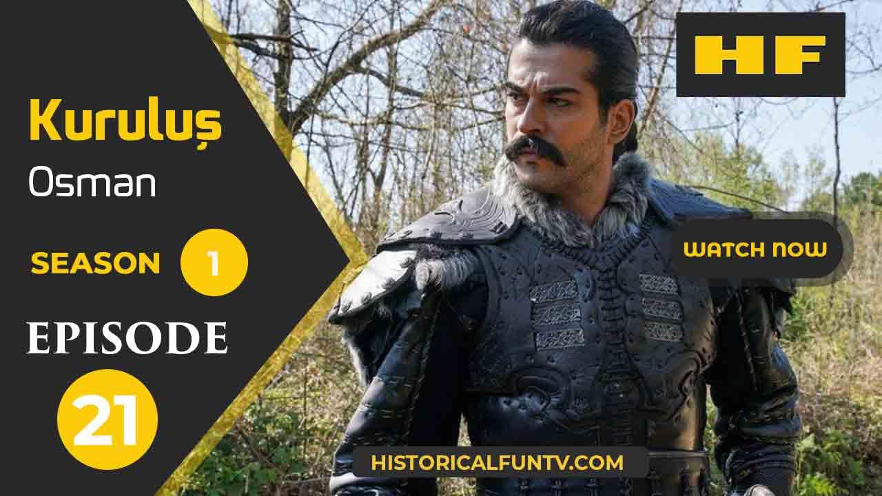 Kuruluş Osman Season 1 Episode 21