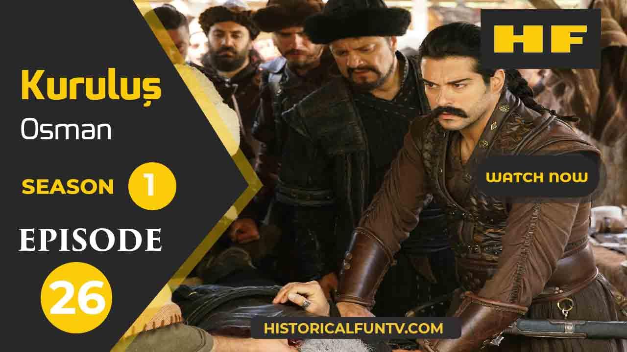 Kuruluş Osman Season 1 Episode 26