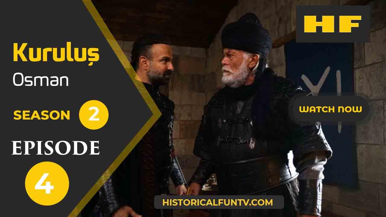 Kuruluş Osman Season 2 Episode 4