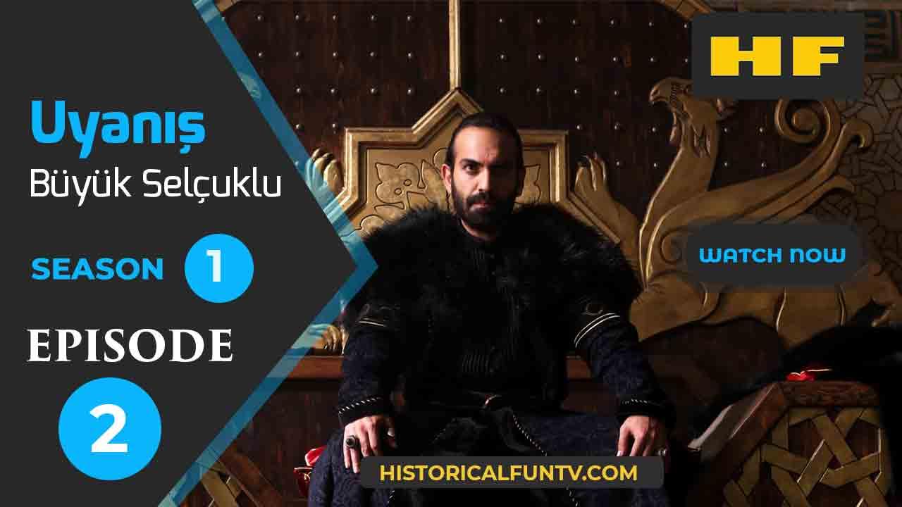 Uyanış Büyük Selçuklu Season 1 Episode 2