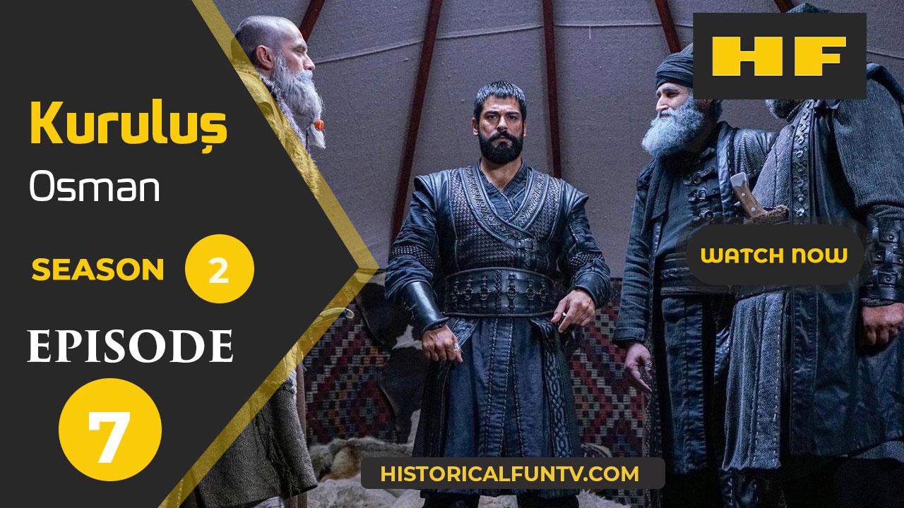 Kuruluş Osman Season 2 Episode 7