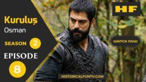 Kuruluş Osman Season 2 Episode 8
