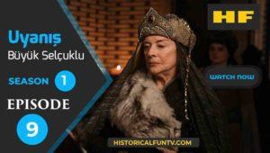 Uyanış Büyük Selçuklu Season 1 Episode 9