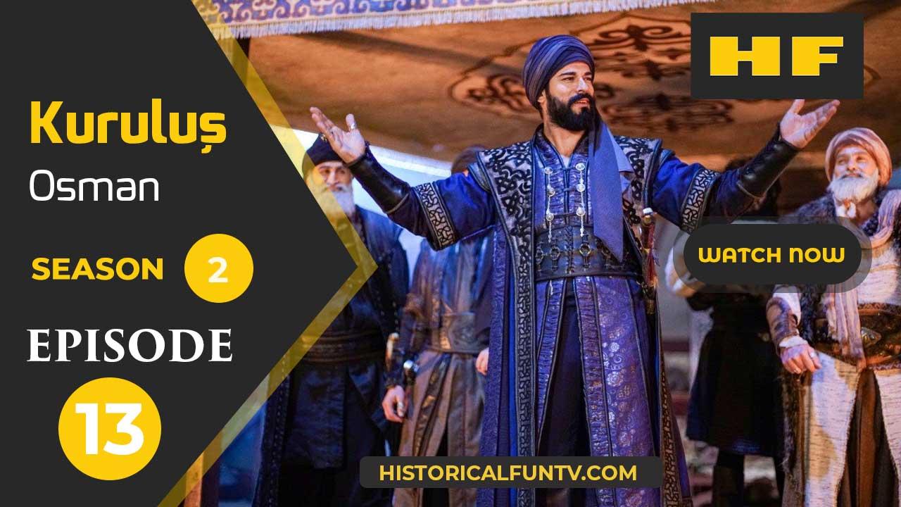 Kuruluş Osman Season 2 Episode 13