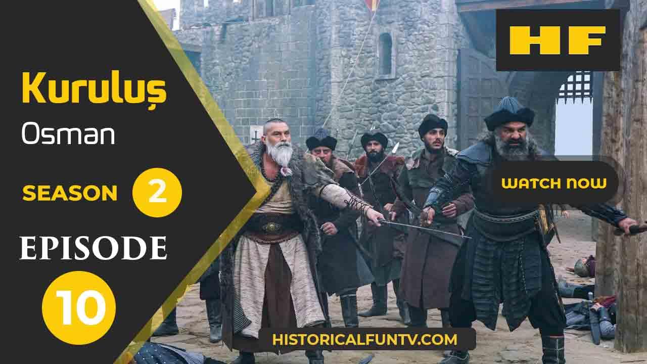 Kuruluş Osman Season 2 Episode 10