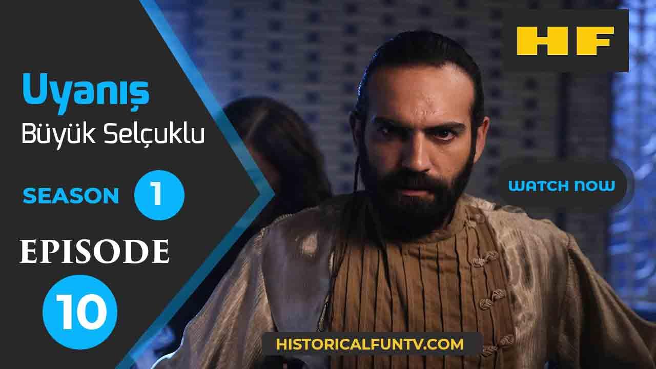 Uyanış Büyük Selçuklu Season 1 Episode 10
