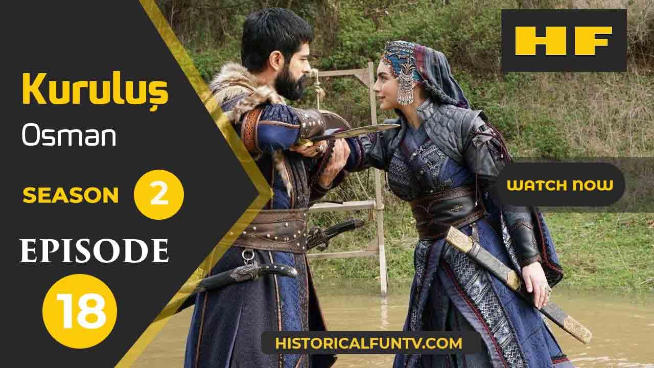 Kuruluş Osman Season 2 Episode 18
