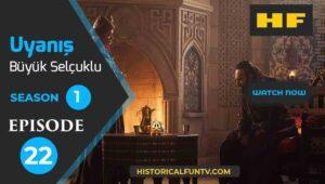 Uyanış Büyük Selçuklu Season 1 Episode 22