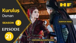 Kurulus Osman Episode 49 Trailer Watch www.historicalfuntv.com