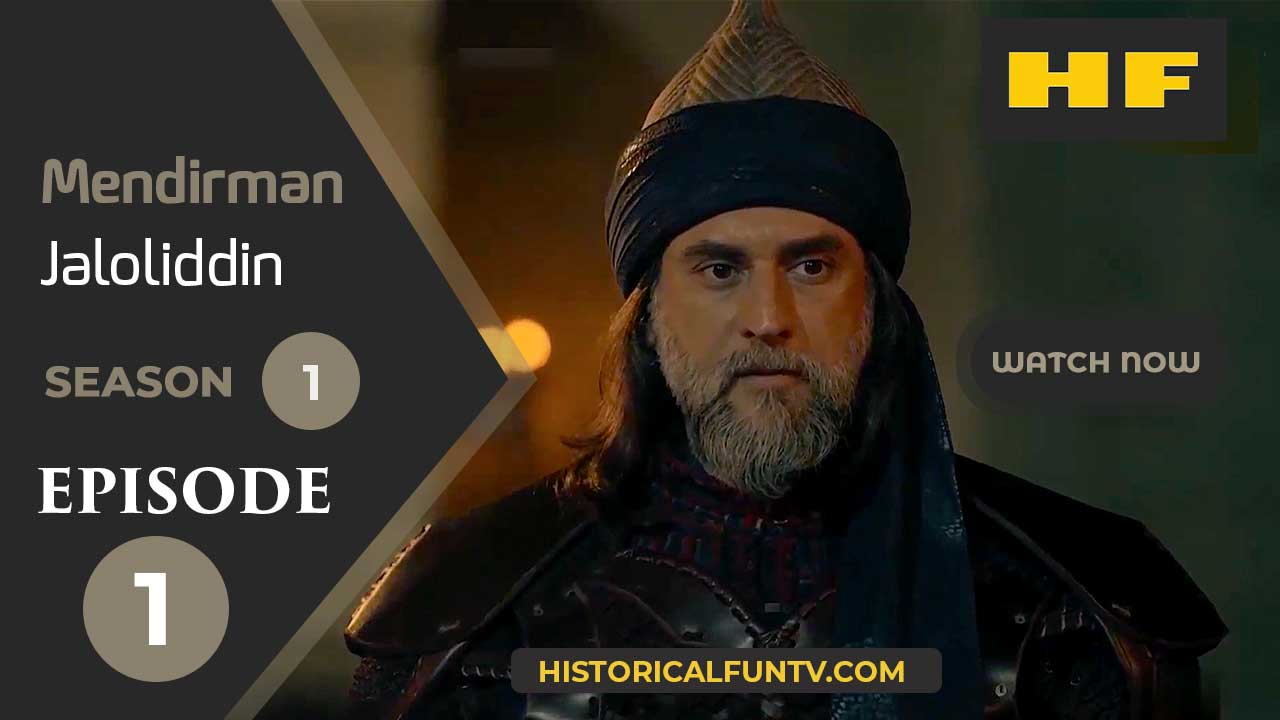 Mendirman Jaloliddin Season 1 Episode 1