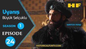 Uyanış Büyük Selçuklu Season 1 Episode 24