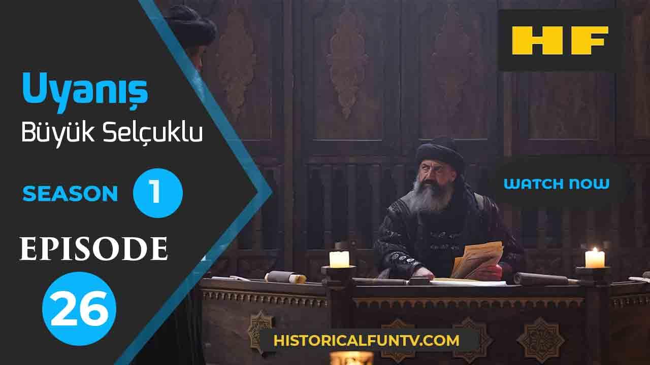 Uyanış Büyük Selçuklu Season 1 Episode 26