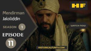 Mendirman Jaloliddin Episode 12 Trailer Watch www.historicalfuntv.com