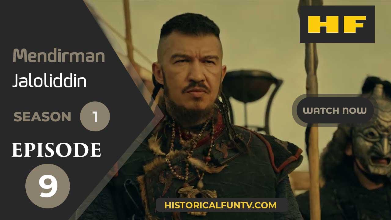Mendirman Jaloliddin Season 1 Episode 9