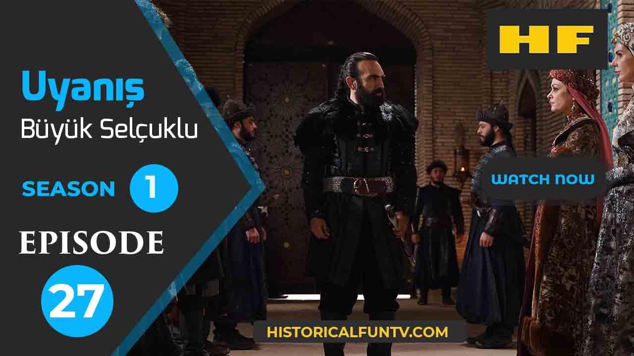 Uyanış Büyük Selçuklu Season 1 Episode 27