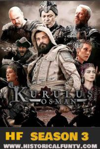 Kuruluş Osman Season 3