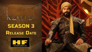 New Kurulus Osman Season 3 Release Date is October 6th 2021