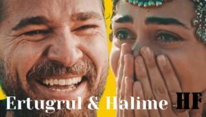 Dirilis Ertugrul and Halime Clip